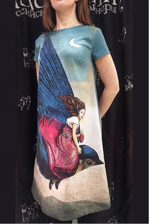 Платье Софья (Дюймовочка)