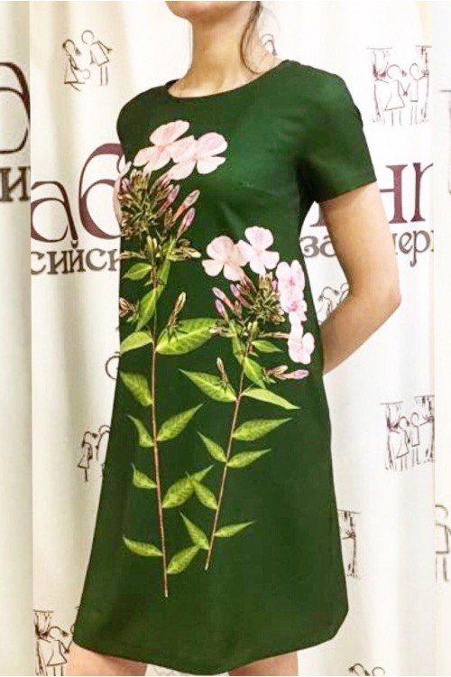 Платье Софья (Флоксы)