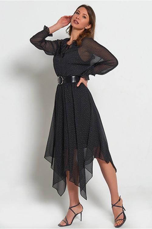 Платье Светлана (Черное)