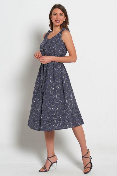 Платье Узелки