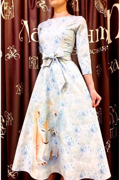 Платье Вечерняя Любовь (Умка)