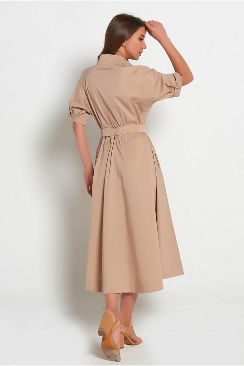 Платье Венера (Бежевый)