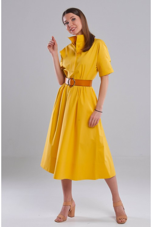 Платье Венера (Желтый)