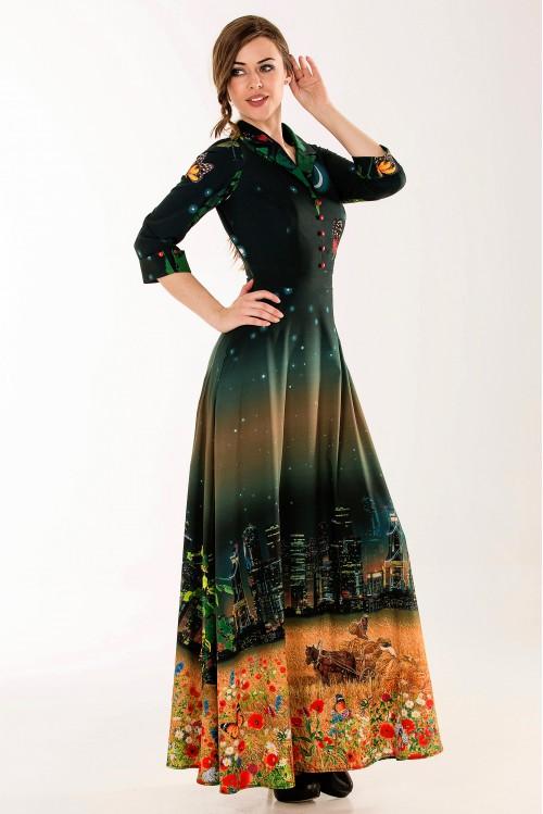 Платье Виола (Москва Сити)