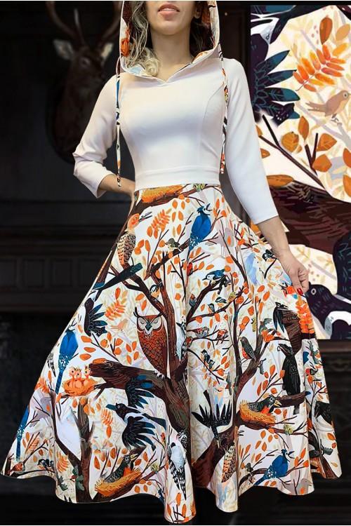 Платье Влада (Сова или Птичий рай)