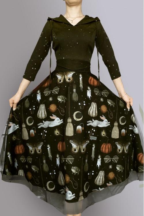 Платье Влада 2 (Гермиона)