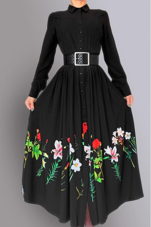 Платье Власта (Цветы)