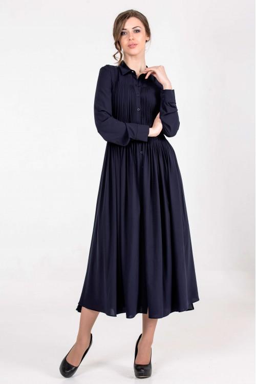 Платье Власта (синий)