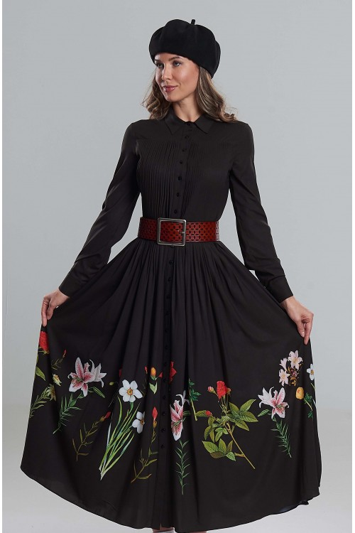Платье Власта (в ассортименте)