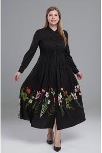 Платье Власта (Цветы) PS