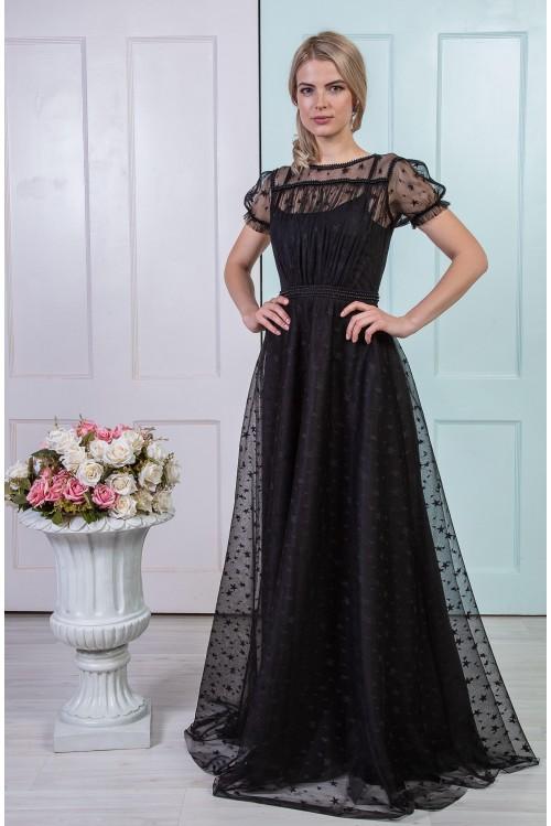 Платье Звездная ночь