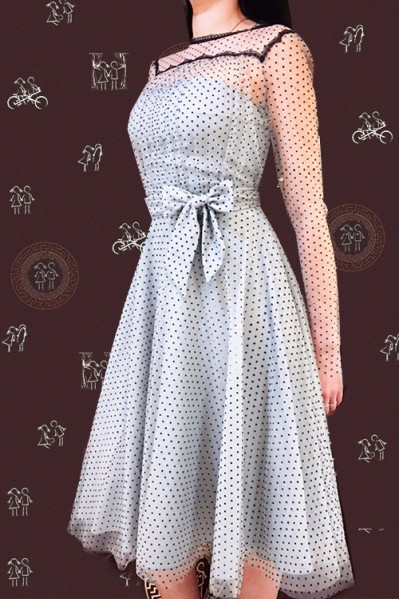 Платье Звездная ночь II