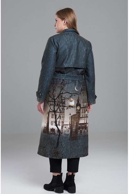 Пальто Лондон ( Городская Сова ) PS
