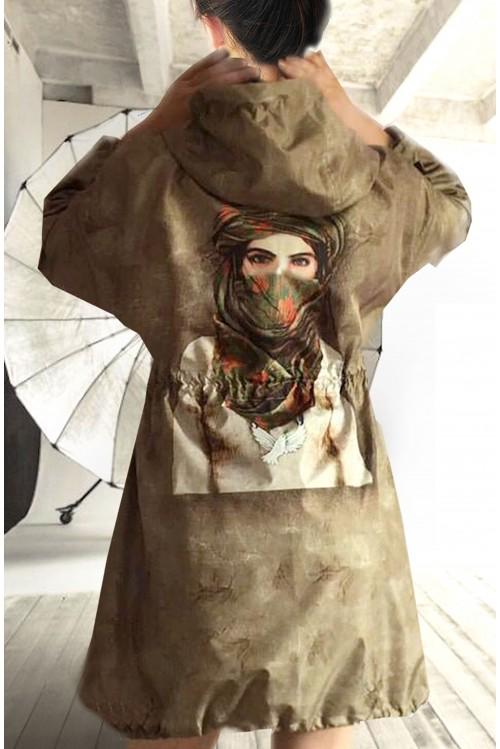 Ветровка-пыльник ( Хиджаб)