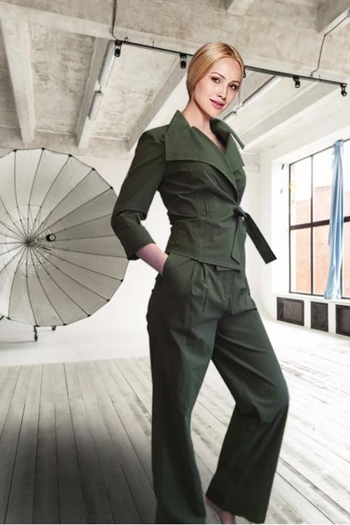 Жакет Барбара (Зеленый)