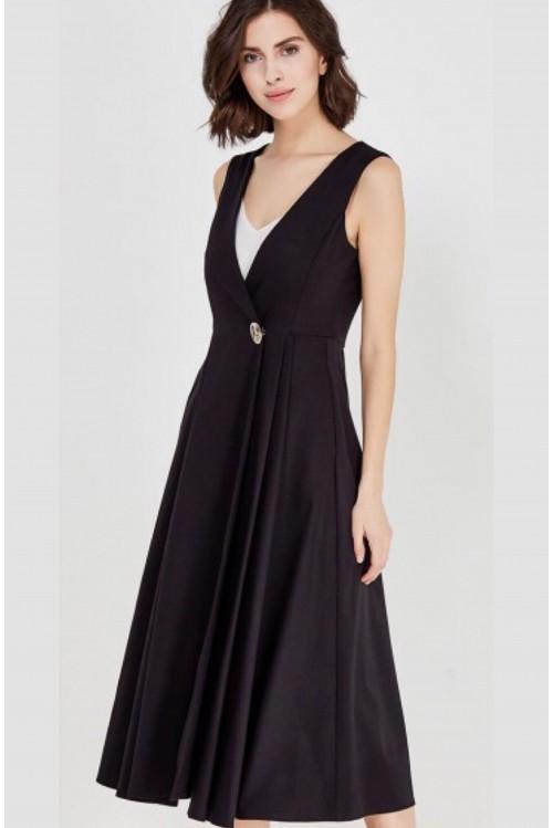 Патрис платье-жилет