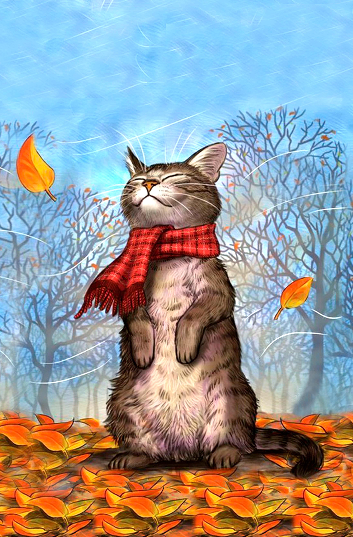 Картинки пятница осень